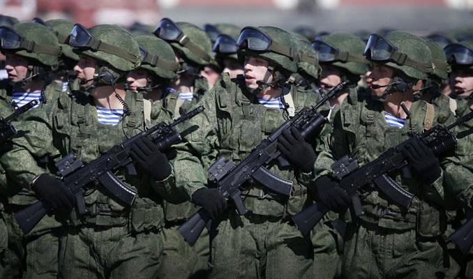 Rus ordusunda 'savaş' alarmı