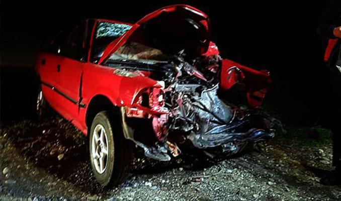 Osmaniye'de trafik kazası 2 ölü