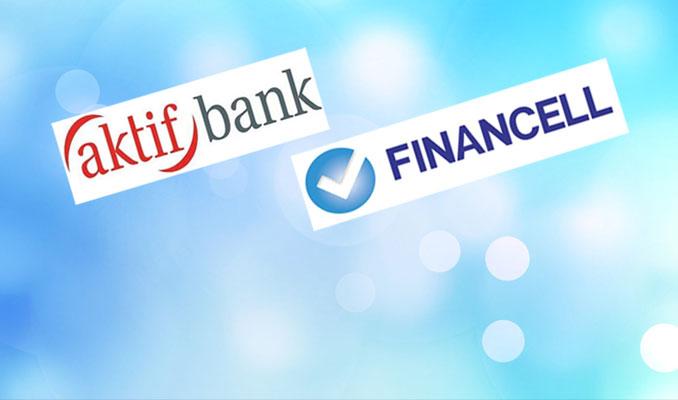 Financell ve Aktif Bank'tan işbirliği