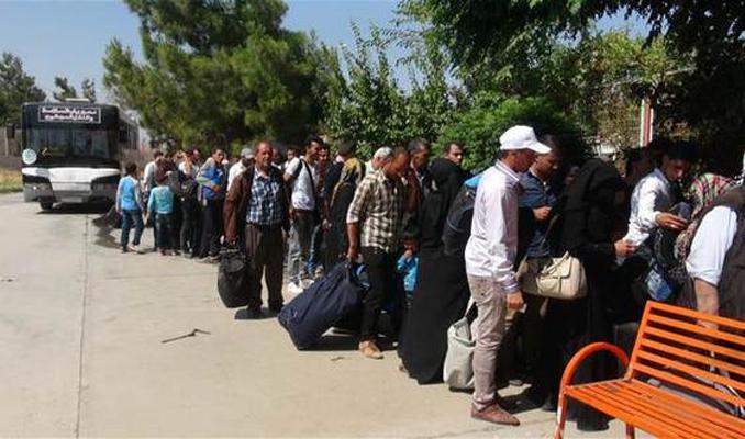 Suriye'ye geri dönenlerin sayısı artıyor