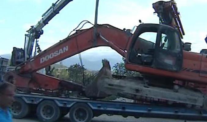 Hızlı tren inşaatında taşeron firmaya haciz şoku