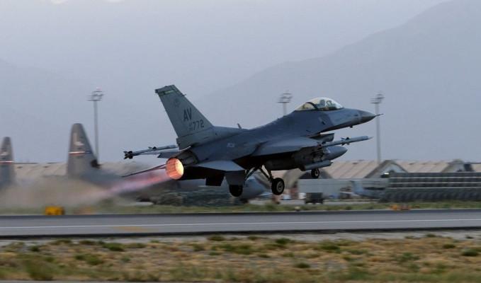 TSK, Kuzey Irak'ı bombaladı
