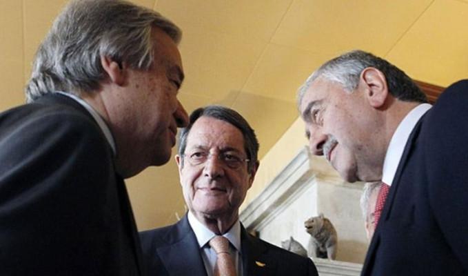 Kıbrıs raporu 15 Ekim'de BM Güvenlik Konseyine sunulacak