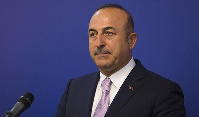 Dışişleri Bakanı Çavuşoğlu Londra'da