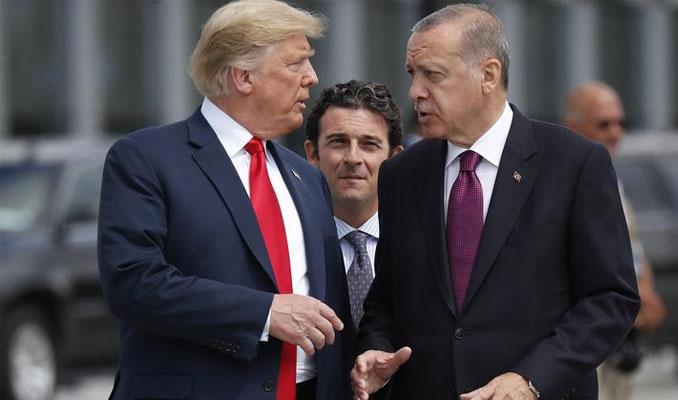 Trump Erdoğan'a teşekkür etti