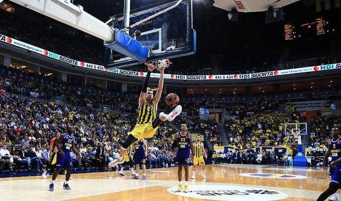 Fenerbahçe, Khimki'yi de geçti: 93-85