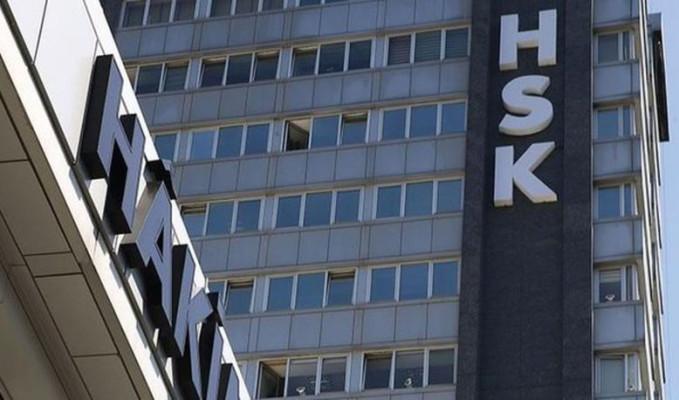HSK'dan 375 kişilik mazeret kararnamesi