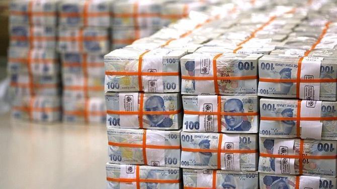BES'in büyüklüğü 15 yılda 90 milyar liraya dayandı