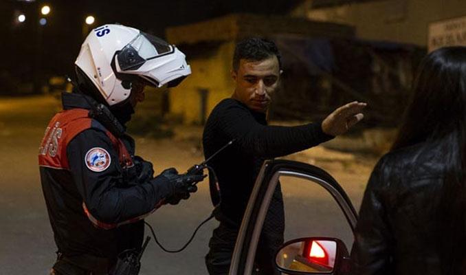 Ankara'da polis baskını