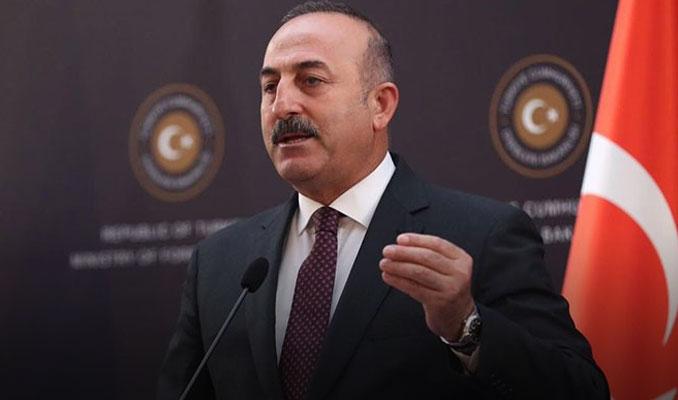 Çavuşoğlu'ndan ABD'ye kritik ziyaret