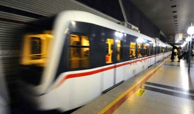 İstanbul'da metro istasyonu kapatıldı