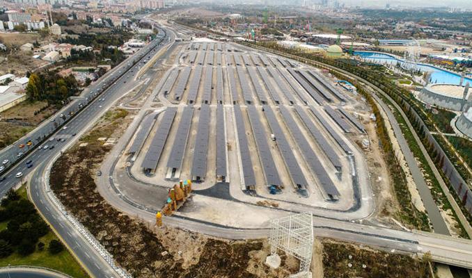 Ankara'nın güneşi 1.5 milyonluk gelir sağlayacak