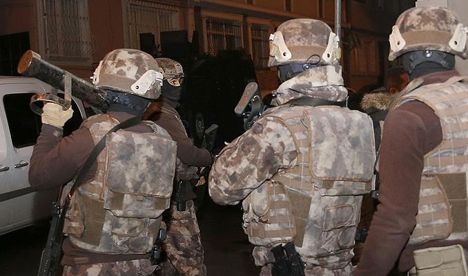İstanbul'da bombalı saldırı hazırlığındaki 12 PKK'lı yakalandı