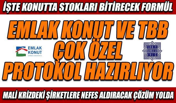 Emlak Konut ve Türkiye Bankalar Birliği'nden özel protokol