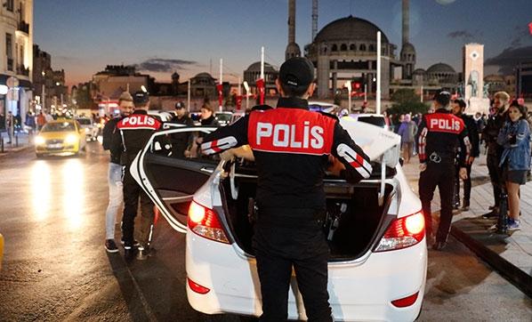 Türkiye genelinde asayiş uygulaması