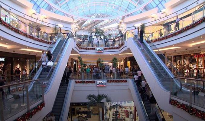 Alışveriş merkezlerinden 130 milyar lira ciro