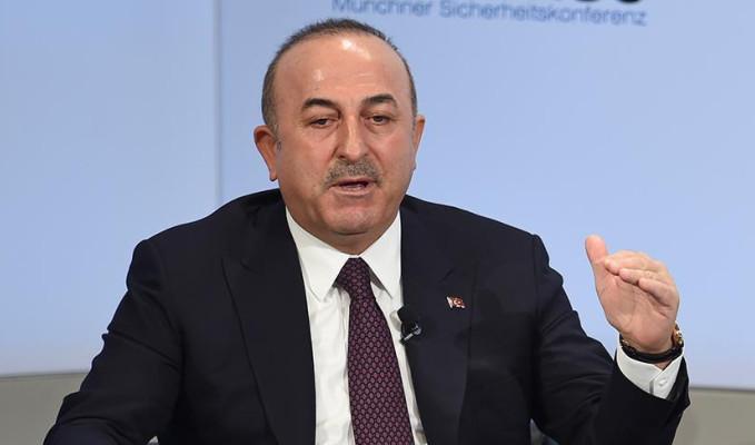 Çavuşoğlu'ndan Arap Birliği Genel Sekreteri'ne sert tepki
