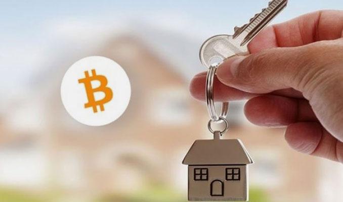 Moskova'da Bitcoin'le daire satışı başladı