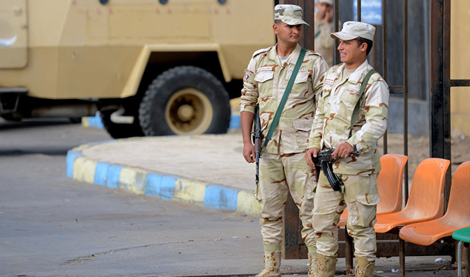 Mısır ordusu duyurdu: Harekât başlattık