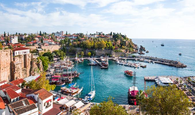 Antalya'da konut fiyatları 5 yılda yüzde 85 arttı