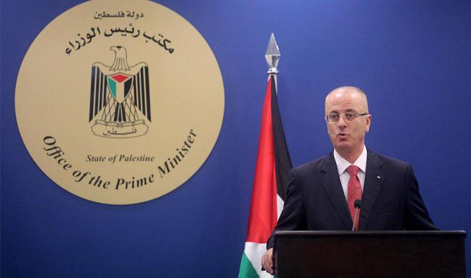Filistin Başbakanı'nın konvoyunda şiddetli patlama