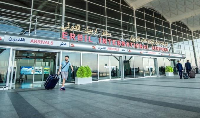 Kuzey Irak'taki uçuş yasağı kalktı