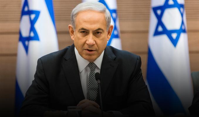 İsrail polisi Netanyahu'yu sorguya çekiyor