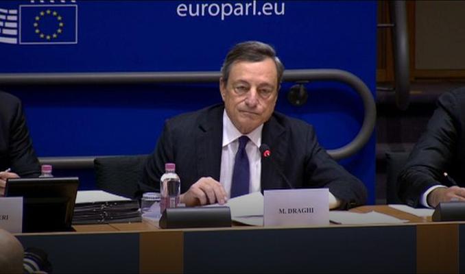 Draghi: Para politikasında sabırlı olacağız