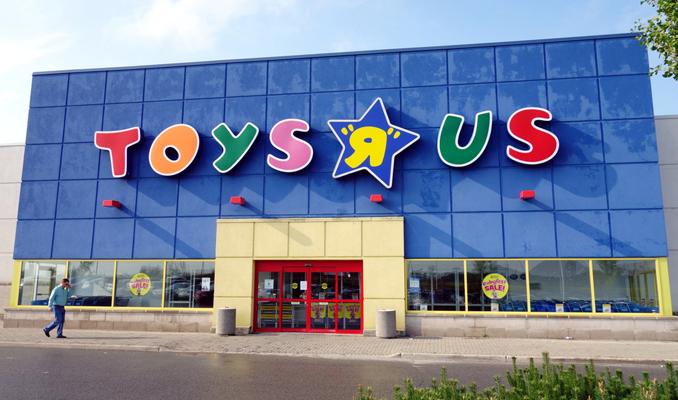 Toyz R Us'ın Asya'daki birimlerine milyar dolarlık telif
