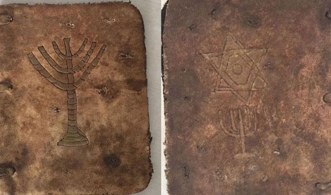 Konya'da el yazması tevrat ele geçirildi