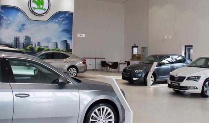 Skoda'nın 'en iyi yetkili satıcısı' ödülü Avek Otomotiv'e