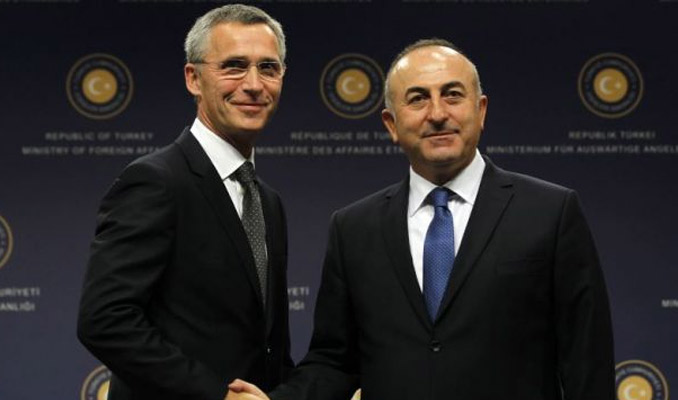 Çavuşoğlu-Stoltenberg açıklaması