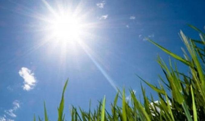 Meteoroloji'den hafta sonu müjdesi