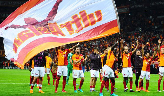 Galatasaray para bastı