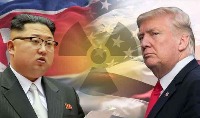 Kuzey Kore'den ABD'ye tehdit gibi açıklama