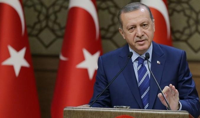 Erdoğan: Filistinlilere desteğimiz İsrail'i rahatsız ediyor