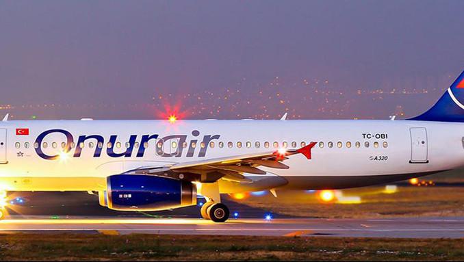 Onur Air uçağı, Volgograda acil iniş yaptı 31