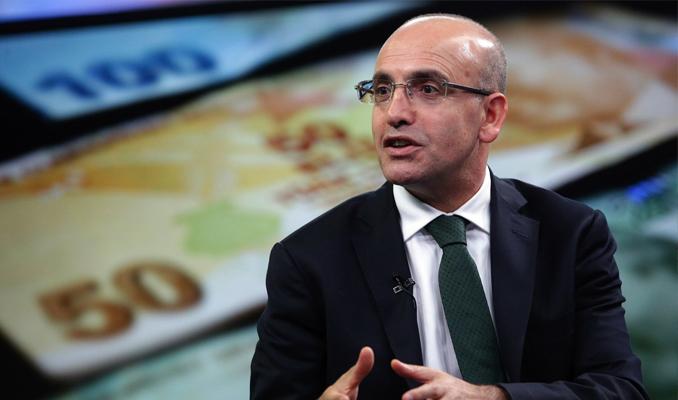 Halkbank'a ilişkin Şimşek'ten flaş açıklamalar