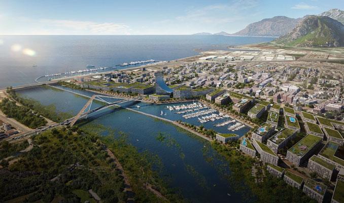 Güney Kore'nin devi Kanal İstanbul'a talip