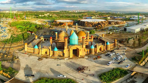 Ankara'nın ünlü parkı ihaleye çıkacak