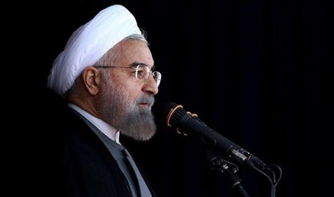 Ruhani: Yabancı güçler Suriye'den çekilebilir
