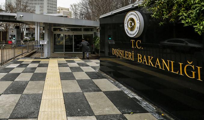 Dışişleri: Katliamın faillerinin hesap vermeleri sağlanmalı
