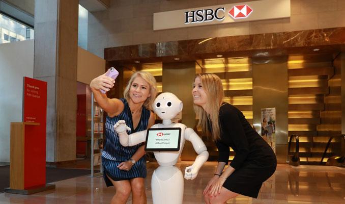 Bankalarda robot dönemi başlıyor