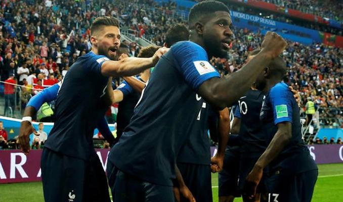 Dünya Kupası'nda ilk finalist belli oldu
