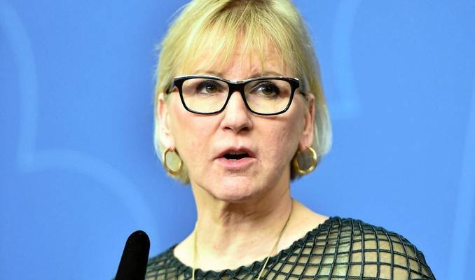 İsveç BMGK dönem başkanlığını devraldı