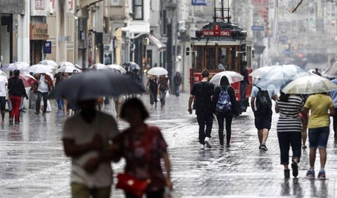 Yeni hafta için Meteoroloj'den yağmur uyarısı