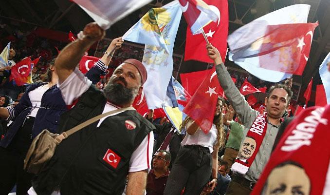 AK Parti'nin 6. Olağan Kongresi başladı