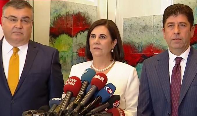CHP'li muhalifler toplanan imza sayısını açıkladı