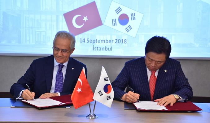Türk ve Güney Koreli müteahhitler güçlerini birleştirdi