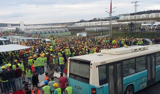 3. Havalimanındaki olaylarla ilgili 24 kişi tutuklandı